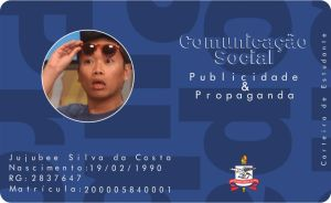 carteirinha do caco jujubee